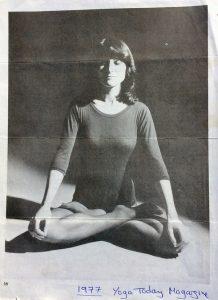 Sonia Allen-Wall Yogacharini