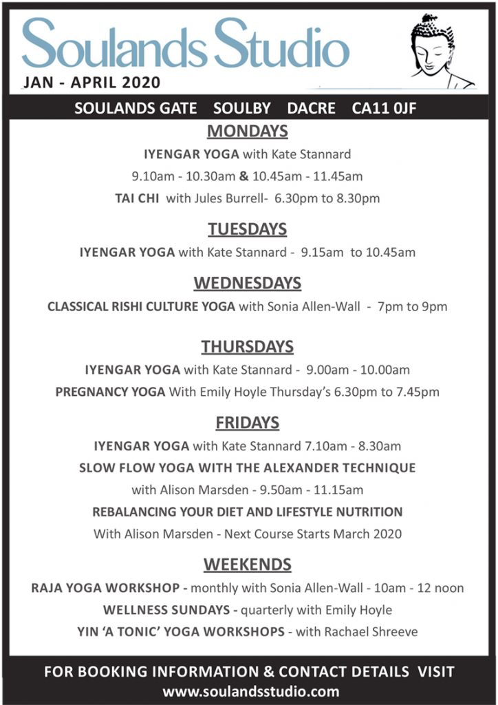 whats_on_at_soulands_yoga_and_health_studio_Dacre