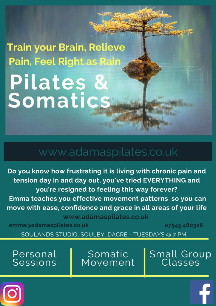 Emma Lynch Adamas Pilates and Somatics at Soulands Studio Dacre